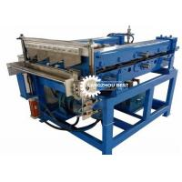Portable Movable Snap Lock Roofing Roll Forming Machine For Standing Seam Sheet Manufactures