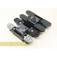 High Load Capacity Invisible Door Hinges 160 * 28 * 28 * 32mm Slide Bearings Manufactures