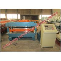China Corrugated and IBR Shape Iron Roof Sheeting Double Layer Roll Forming Production Line with Automaitc Roll Former Machine on sale