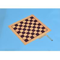 Chess Film Control Single Membrane Switch Flexible Light Weight  Pet / Pc Manufactures