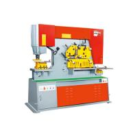 Q35Y-50 Hydraulic Combined Punching and Shearing Ironworker Pressing and Cutting Manufactures