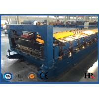 5.5 KW Automatical Steel Rolling Forming Machine 100% Waterproof Manufactures