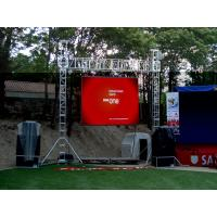 Commercial Outdoor SMD Led Display Advertising Rental Led Screen For Stage Manufactures
