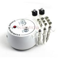 Home use 3 in 1 Diamond Microdermabrasion Dermabrasion Peeling Machine Black Head Treatment Manufactures