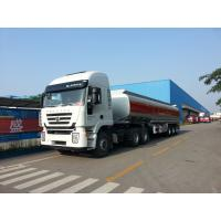 35000L-3 axles-Carbon Steel Monoblock Tanker Semi-Trailer for Fuel and Water Manufactures