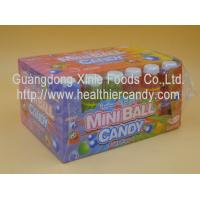 Sweet Mini Ball Sprite Candy Plastic Bottle Packed Novelty Chocolate Candy Manufactures
