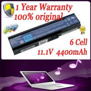 China LC.BTP00.001 Original battery 3UR18650Y-2-QC261 for Acer Aspire 5570 3680 Travelmate 4310 3262 3UR18650Y-3-QC262 on sale