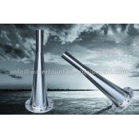 Quality Stainless Steel Water Fountain Equipment 100 Meter High Pressure Fountain Nozzle for sale