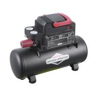 Quality Vertical Briggs Stratton Compressor 2 Gallon 8 Liter Semi Closed Easy Carrying for sale