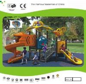 Dreamland Series Outdoor Indoor Playground Amusement Park Equipment (KQ10116A) Manufactures