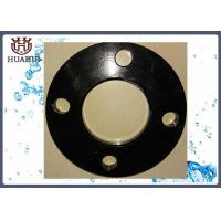 Detachable Ductile Iron Pipe Fittings Forged Steel Flanges DN600 Flat Sealing Surface Manufactures