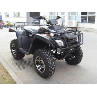 300CC Utility Vehicle Atv 40.3mile/H With 2 Seats , Double A-Arm / Single A-Arm Manufactures