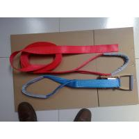 50MM Ratchet Tie Down Straps LC2500 DIN EN 12195-2 Corrosion Resistance With Eyes