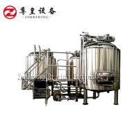 China High Performance Craft Beer Equipment Semi Automatic For Micro Beer Factory on sale