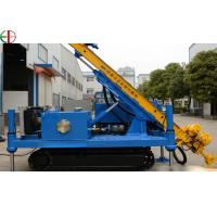 MDL-135H Anchor Drilling Rig Foundation Drilling Machine Manufactures