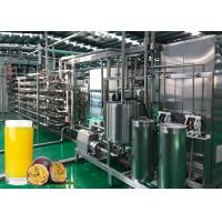 China High Efficiency Passion Fruit Juice Extraction Machine ISO9001 Certification on sale