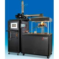 380V Flammability Testing Equipment ISO 5660 Heat Release Smoke Production and Mass Loss Rate Manufactures
