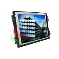 Panel Mount 15 Inch Industrial LCD Monitor Open Frame With Powder Coated Aluminum Manufactures