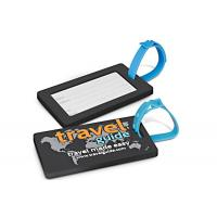 Colorful Custom Plastic Luggage Tags OEM Accepted For Advertising Giveaways Manufactures