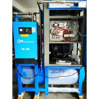 Buy cheap Stationary Screw Drive Air Compressor , Small Medical Air Compressor from wholesalers