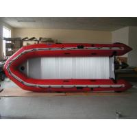 Environment Concerned Portable Inflatable Boat 16 Ft For Water Entertainment Manufactures