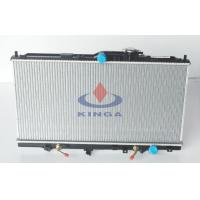 Automotive aluminium1996 honda Accord radiator Good Performance 19010-POH-A51 / 19010-POF-510M Manufactures