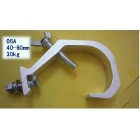 China Easy to use Cast iron Safety Rope Led Stage Light Clamp For PUB, Club on sale