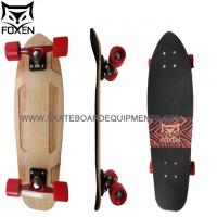 cruiser boards 27.75*7.75 abec 7 bearing os780 grip tape 5 small seagull trucks shr wheel canadian maple  skateboards Manufactures