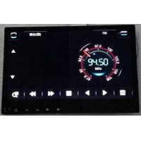 10.1 Inch I2C port Touch Panel Optical Bonding with LCD  for GPS navigation Manufactures