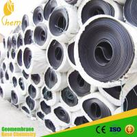 China 2016 supplier customized hdpe geomembrane price on sale
