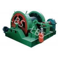 Low Speed Electric Rope Winch For Lifting / Dragging , Electric Marine Winch Manufactures