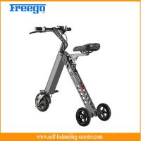 China Mini Folding E Bike Childs Electric Scooter Foldable , Rechargeable Lithium Battery on sale