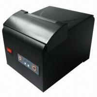 POS 80mm Thermal Receipt Printer with Cutter, Fast Printing Speed Manufactures