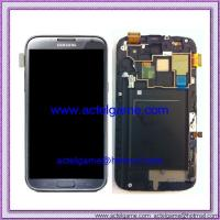 Samsung Galaxy Note2 N7105 LCD Screen with Digitizer Titanium Grey Samsung repair parts Manufactures