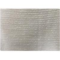 Smooth White Woven Lightweight Wool Fabric With 20A 80P 10 Other Mixed Manufactures
