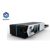 China 6000W High Power Fiber Laser Cutting Machine for Metal on sale