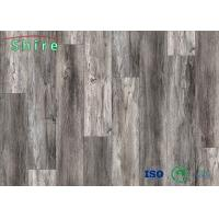 China Waterproof Interlocking SPC Click Lock Luxury Vinyl Plank Flooring 5mm Thickness on sale