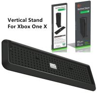 Vertical Stand for Xbox One X Black color with Gift box package Manufactures