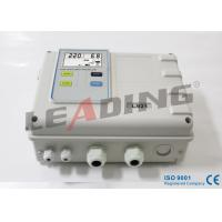 Intelligent Single Phase Pump Control Panel AC220V Input Voltage , Over Load Protection Manufactures