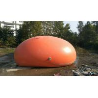 Large Capacity PVC Flexible Water Tank For Agriculture Use Tear Resistant Manufactures