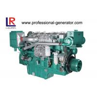 China 1800rpm Four Stroke 55kW 75HP Marine Diesel Engine with Binary Cooling , Turbocharger Aspiration on sale