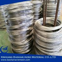 xinxiang bashan New design high quality rod 3mm stainless steel wire Manufactures
