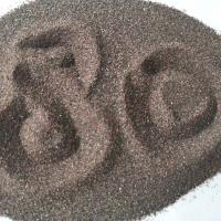 Buy cheap Metallurgical Brown Corundum F80 P80 Grinding Grade Abrasive High Purity from wholesalers