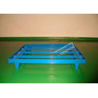 China Logistics Centers Pallet Rack Shelving Customized Dimensions Welded Type Structure on sale