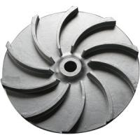 Precision lost wax investment casting pump stainless steel impeller , investment casting impeller Manufactures