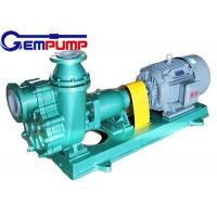 FZB Fluoroplastic alloy Self Priming Centrifugal Pump acid red Cast Iron strong alkali pump Manufactures