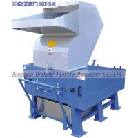 Quality Powerful Can And Plastic Bottle Crusher Machine , Electric Motor Plastic Chipper Shredder for sale