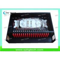 China 2U 72Core ST Fiber Optical Patch Panel With 1.5M ST fiber pigtail 0.9mm on sale