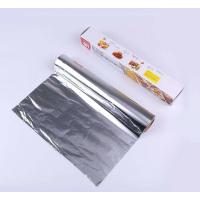 Food Wrapping Aluminum Foil Wrapping Paper Customerized 30cm Width Manufactures