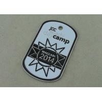 MACCABI Personalized Dog Tags By Aluminum Stamped With Soft Enamel Manufactures